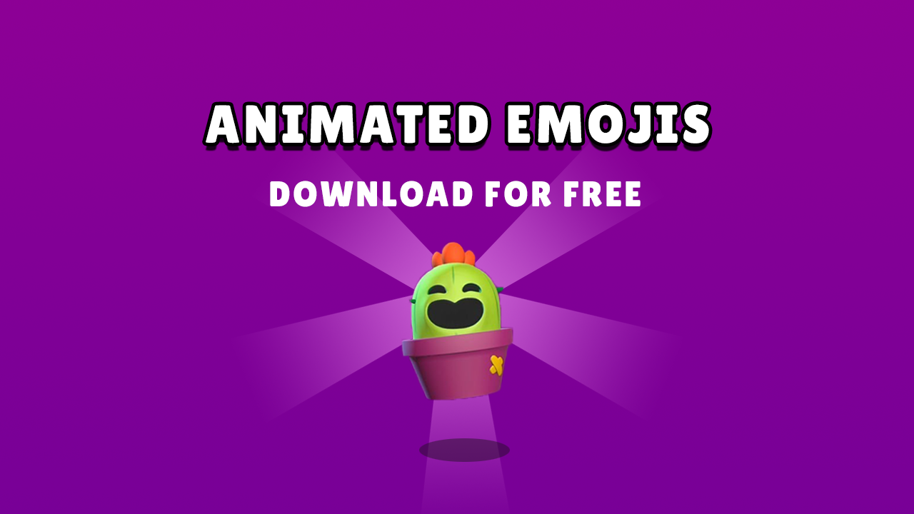 Animated Emojis are Now Available on iOS – Brawl Stars Daily